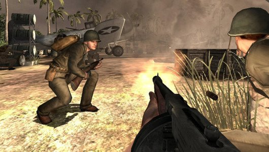 Electronic Arts Medal of Honor Pacific Assault Origin PC