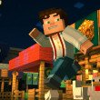 Minecraft Story Mode nintendo switch data
