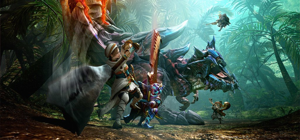 Monster Hunter Generations trailer lancio