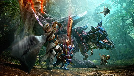 Nintendo Direct Monster Hunter