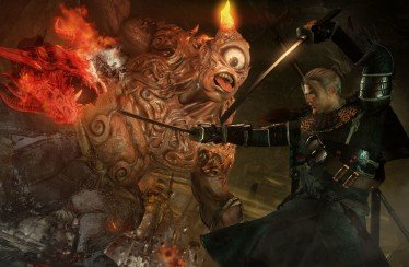 Nioh ps4 pro video gameplay