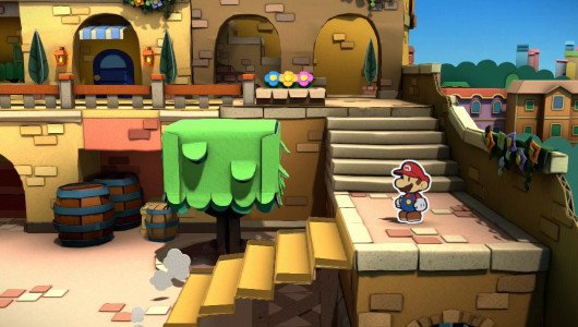 Paper Mario Color Splash ha una data d'uscita