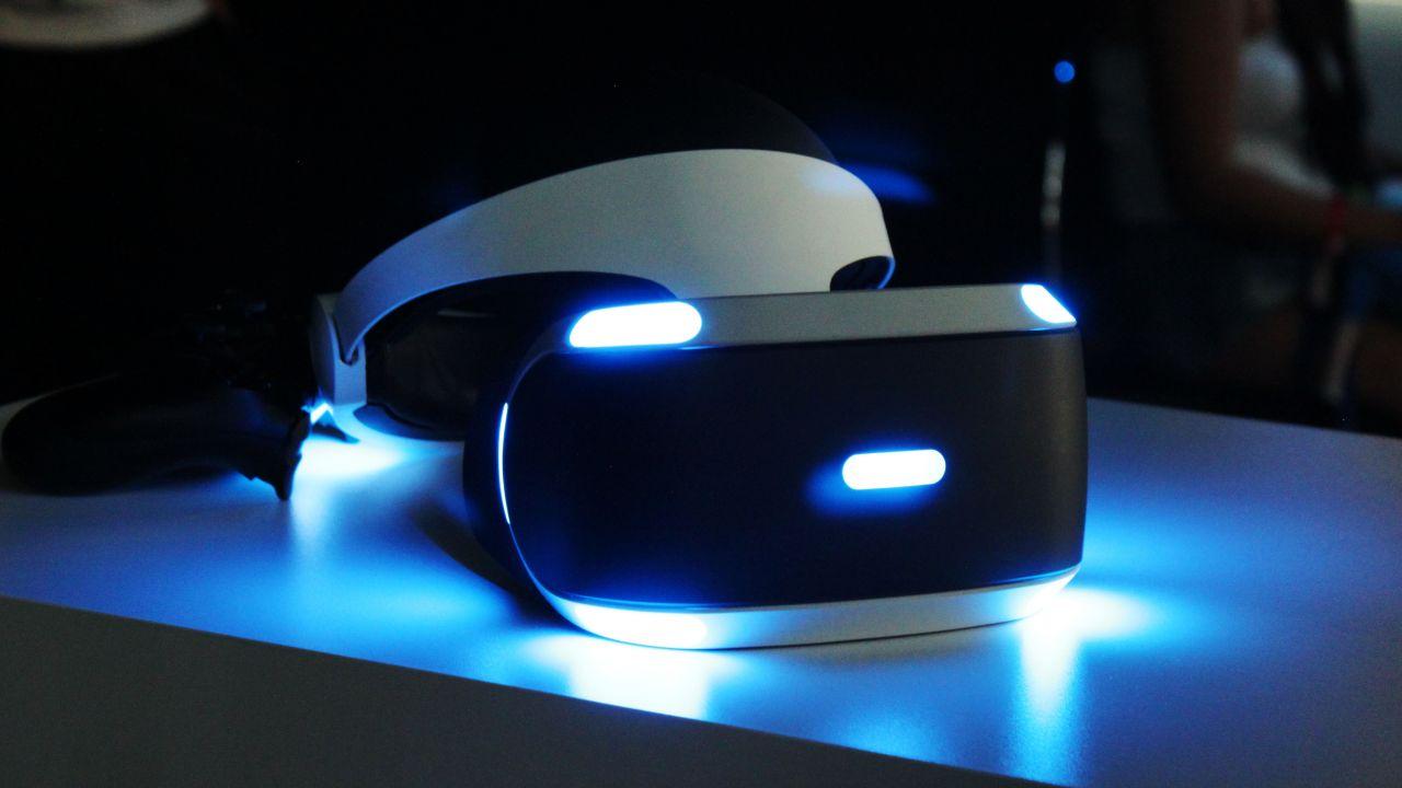 PlayStation VR: un Launch Bundle per il Nord America