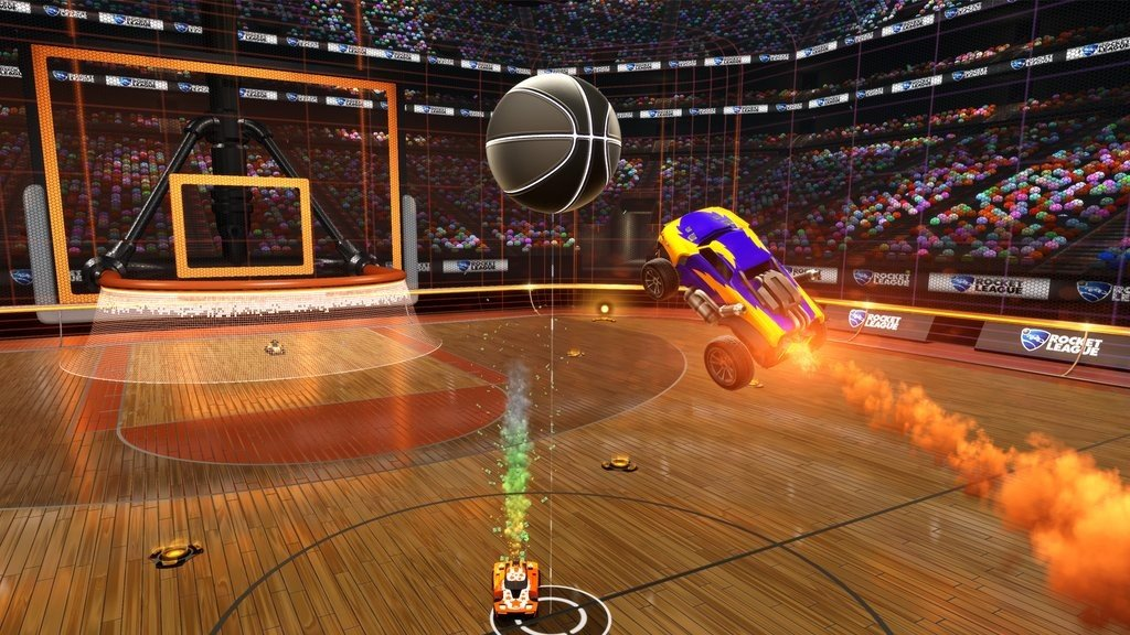 Rocket League Basket news