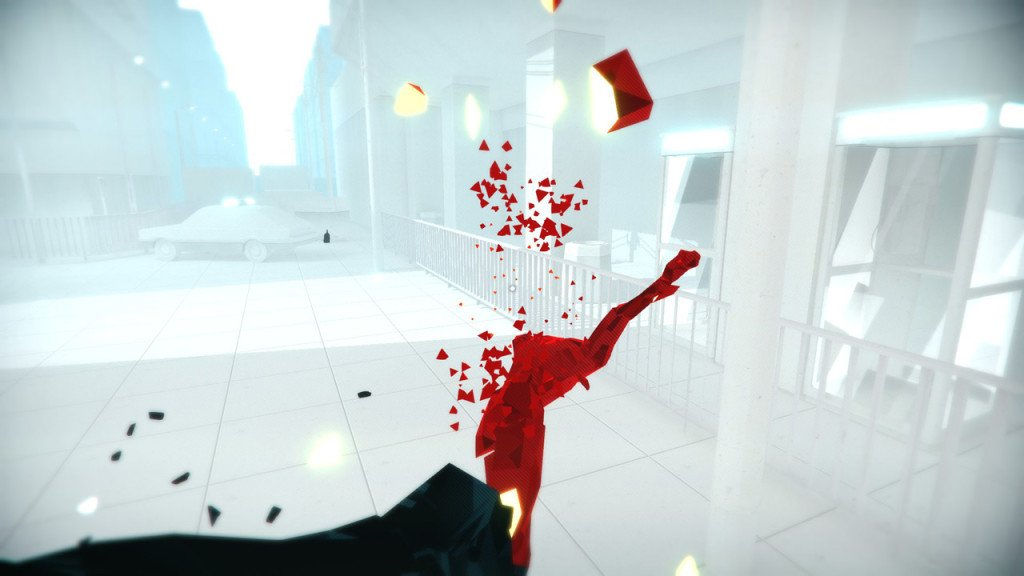SUPERHOT gioco di carte