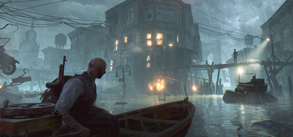 the sinking city bigben interactive