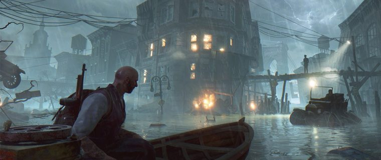 the sinking city trailer gameplay