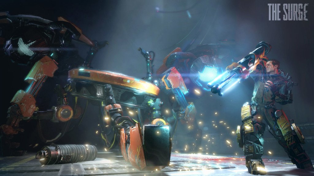 the surge gameplay gamescom 2016