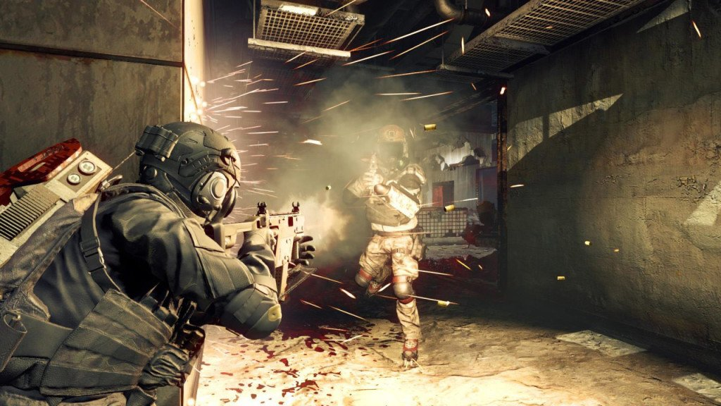Umbrella Corps demo PS4