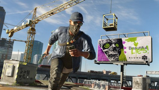Watch Dogs 2 trailer ubisoft