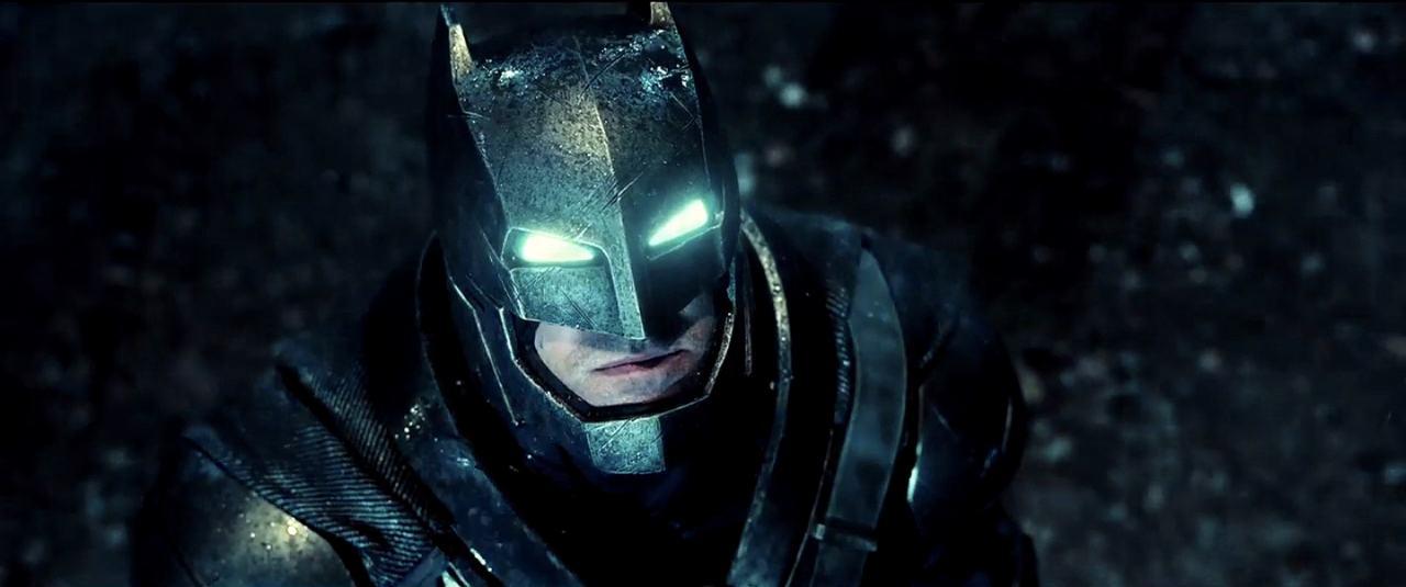batman superman film recensione