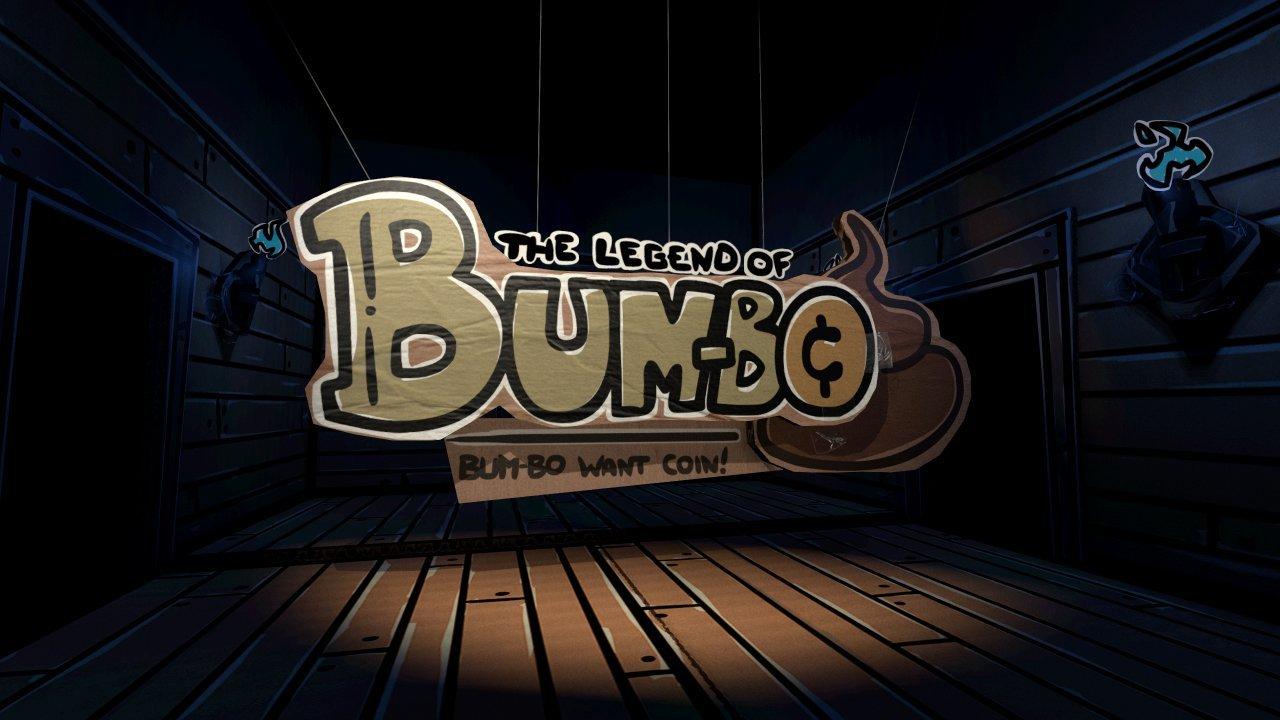 The Legend of Bum-bo Edmund McMillen