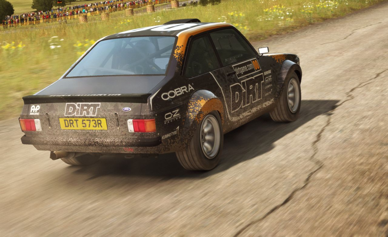 dirt rally the games machine. Black Bedroom Furniture Sets. Home Design Ideas