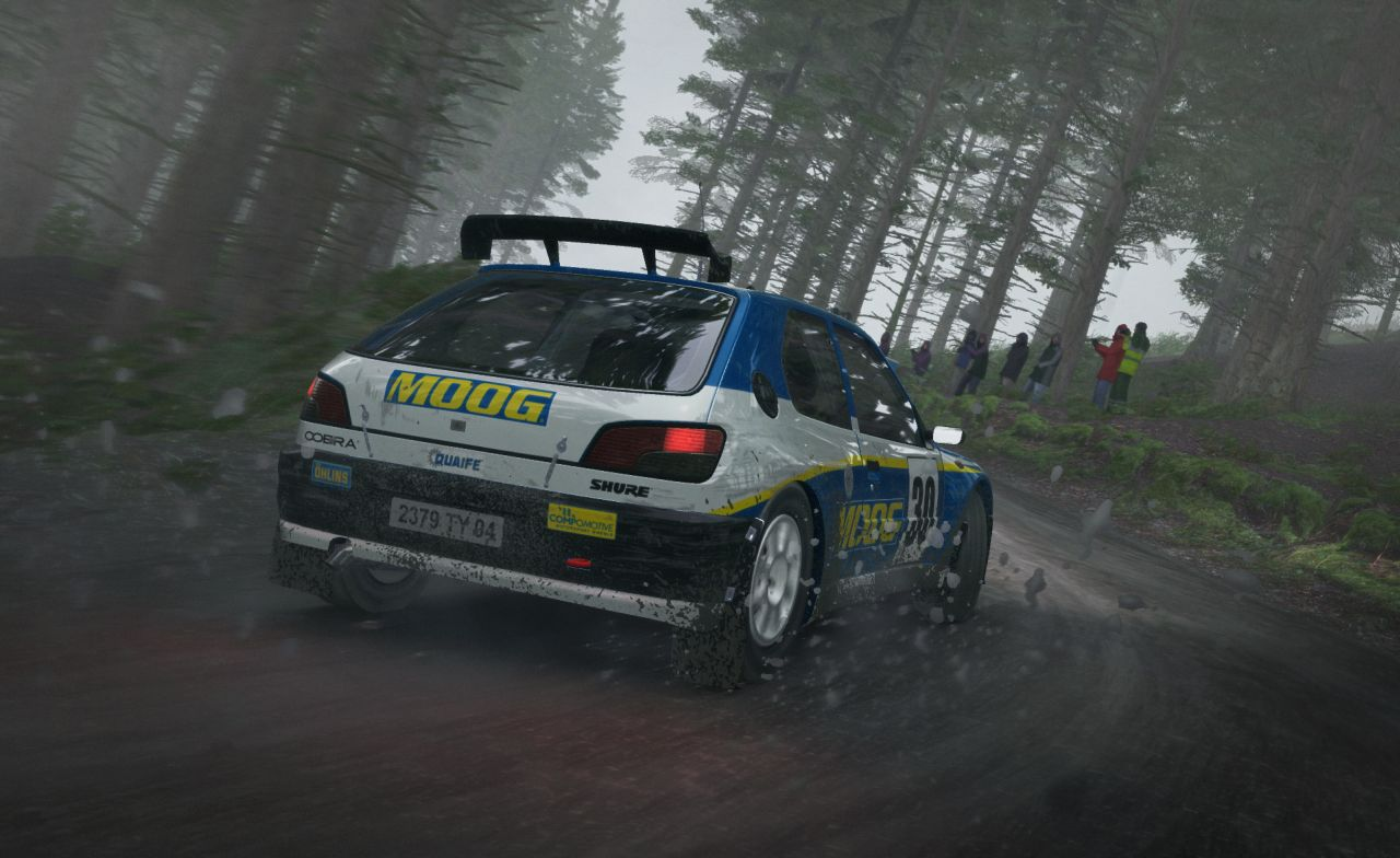 dirt rally ps4 xbox one provato anteprima the games machine. Black Bedroom Furniture Sets. Home Design Ideas