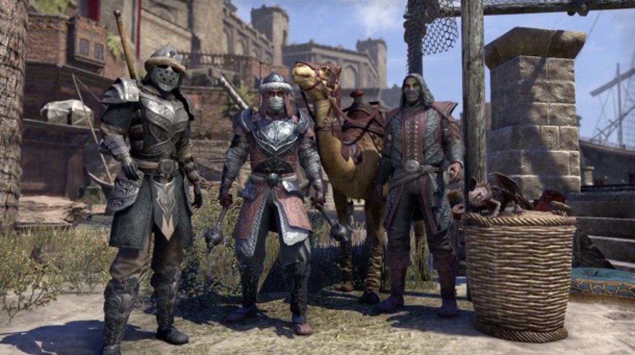 how to play elder scrolls online xbox one