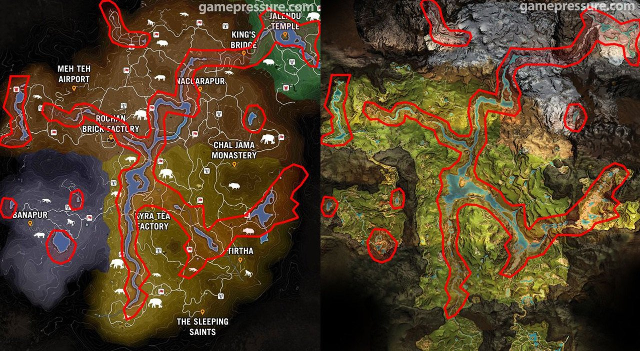 far-cry-primal-map-news