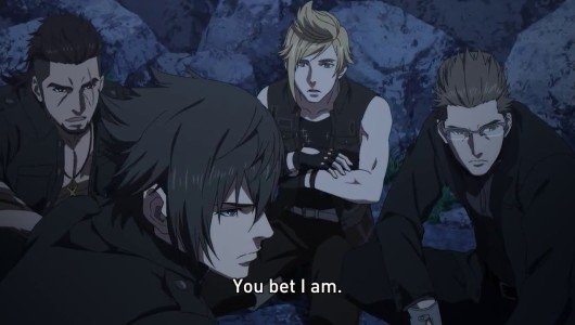 Final Fantasy XV: a breve l'ultimo episodio dell'anime Brotherhood