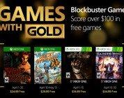Svelati i Games with Gold di aprile