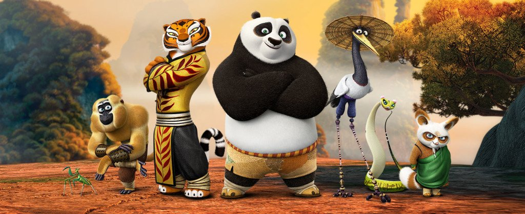 kung fu panda 3 recensione cinema