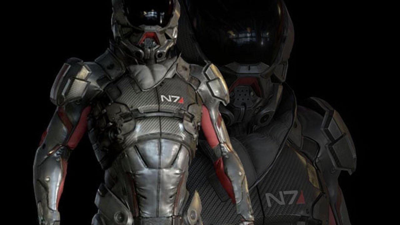 In Mass Effect Andromeda vestiremo i panni di un alieno