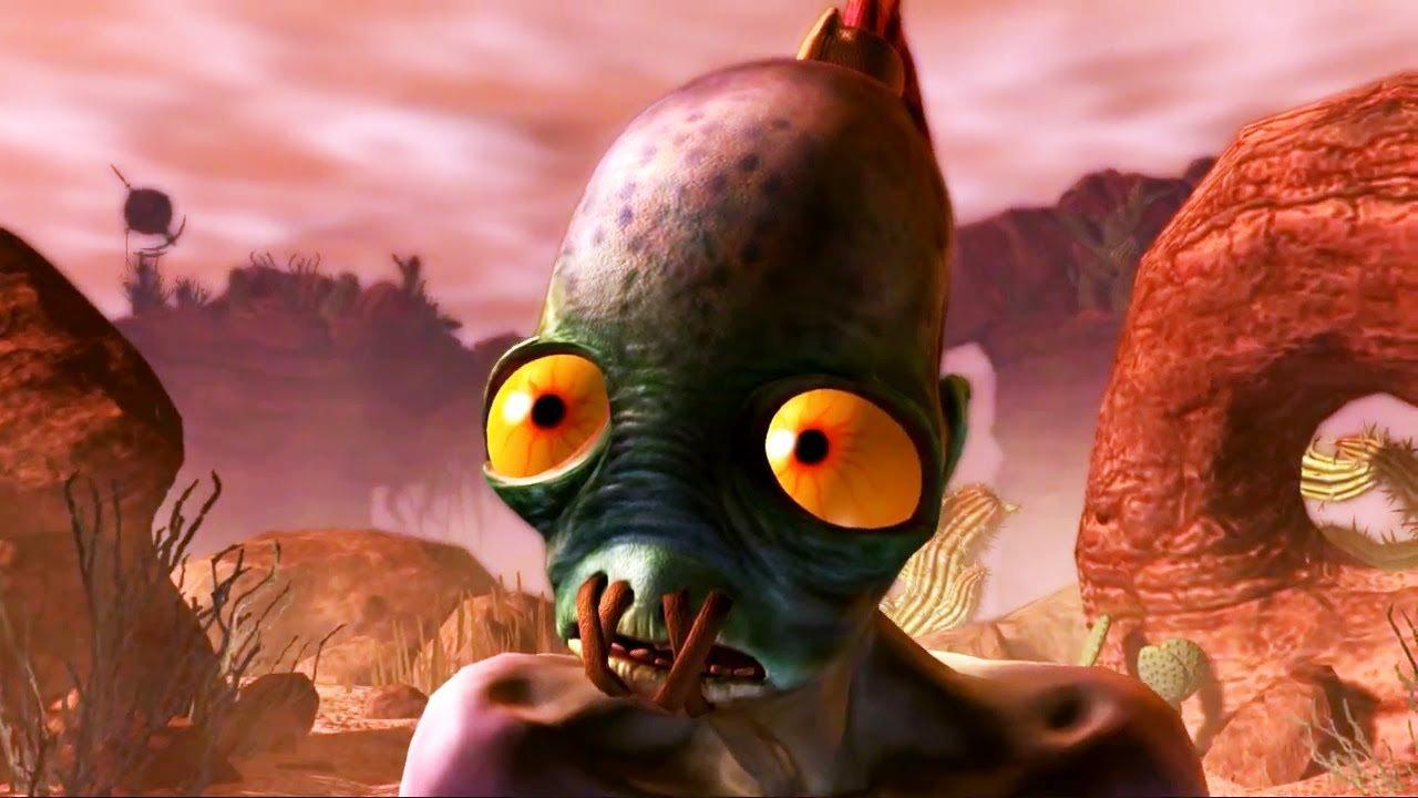Oddworld potrebbe tornare a breve, un nuovo annuncio è alle porte