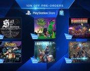 "Svelata la line-up del ""PlayStation Store Launch Party 2016"""