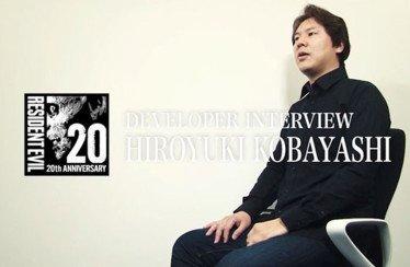 Resident Evil Hiroyuki Kobayashi