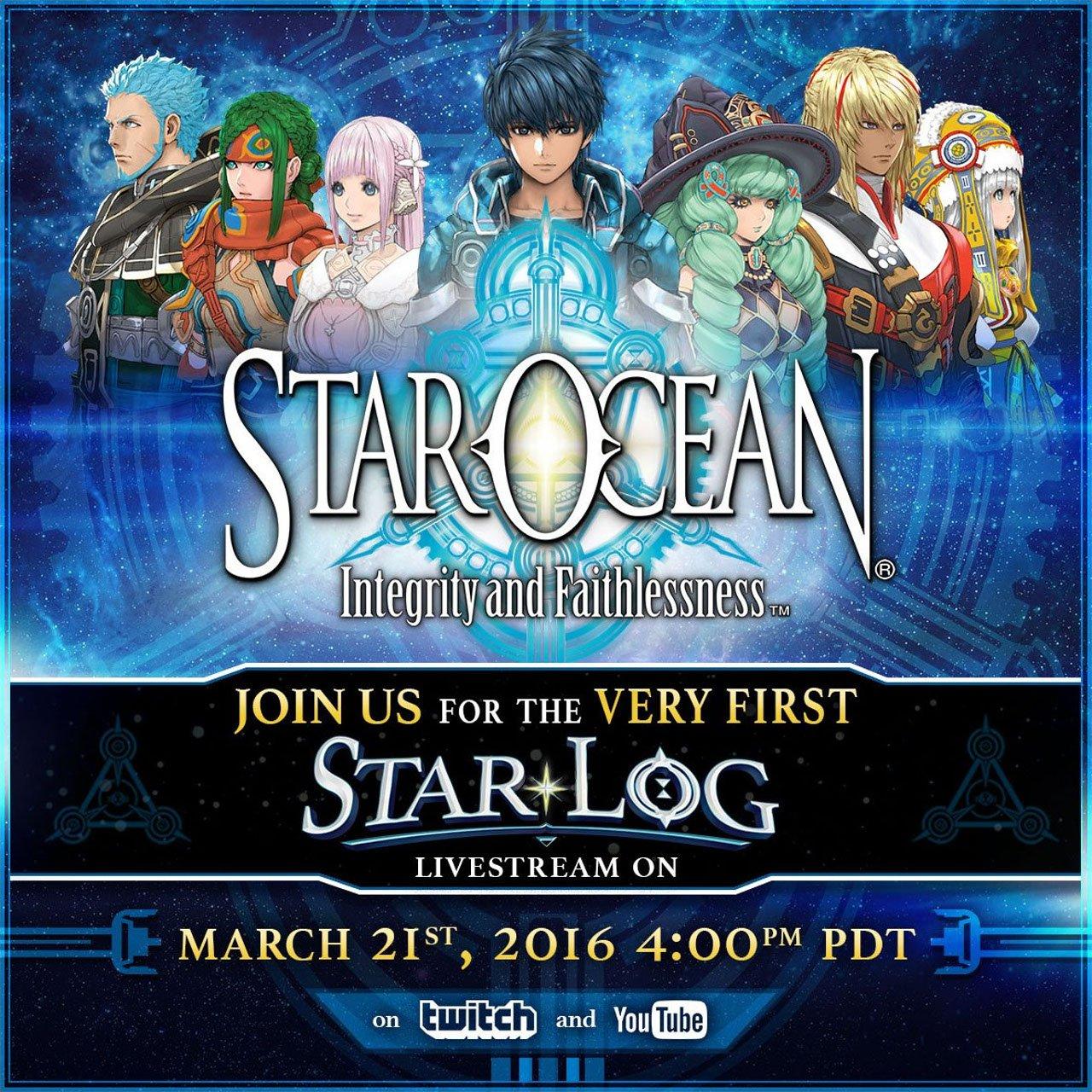 Star Ocean 5: primo streaming inglese fissato per marzo