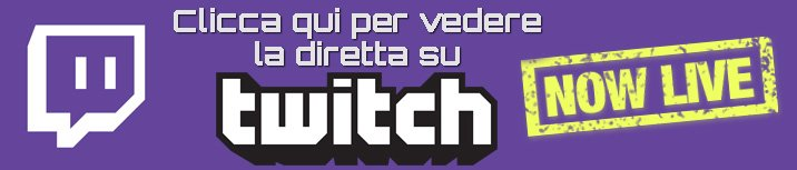 Lo strillo di TGM per Twitch