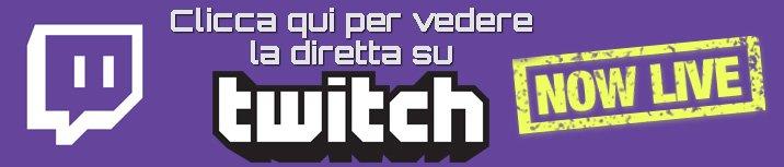 Lo strillo di TGM per Twitch