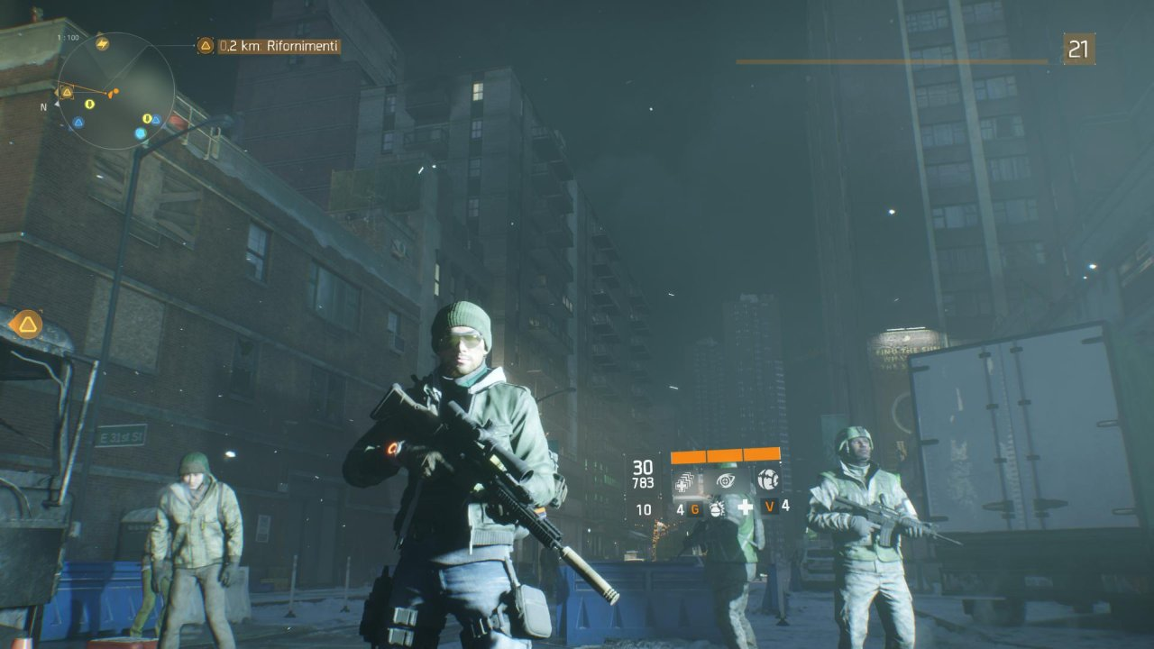 the division recensione immagine ps45 pc xbox one