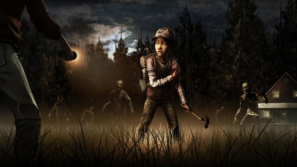 Humble Telltale Bundle The Walking Dead Season 3 Telltale