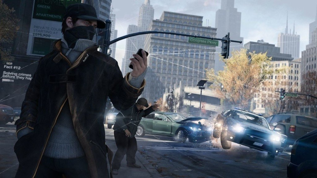 ubisoft insider trading watch dogs