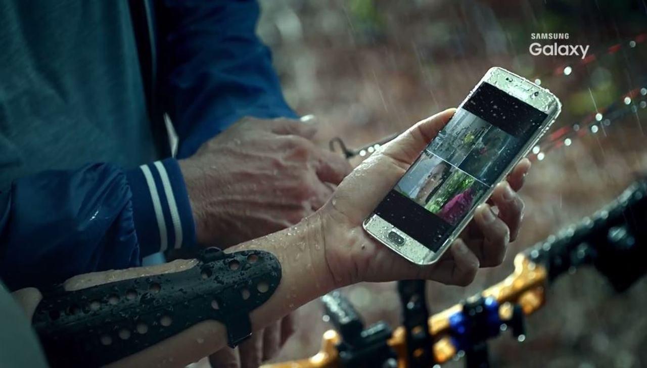 smartphone telefono impermeabili samsung