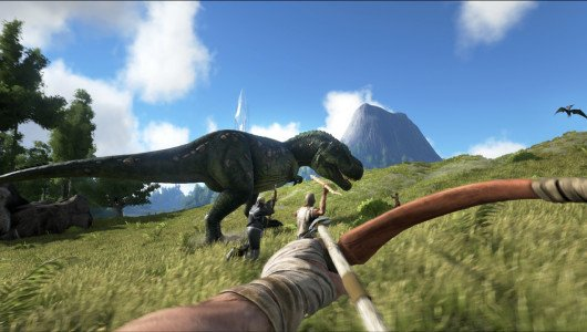 extinction ark survival evolved android ios