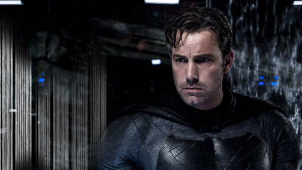 Batman Ben Affleck Regia