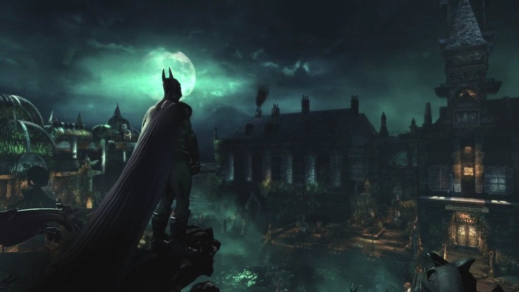 batman return to arkham data uscita