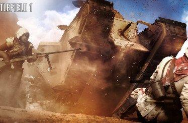 Battlefield 1 trailer veicoli