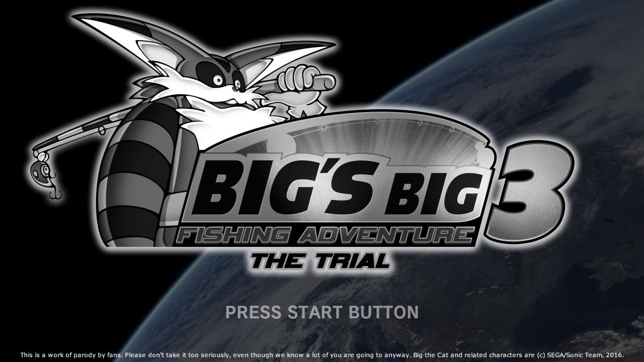 SEGA ha pubblicato un browser game su Big the Cat