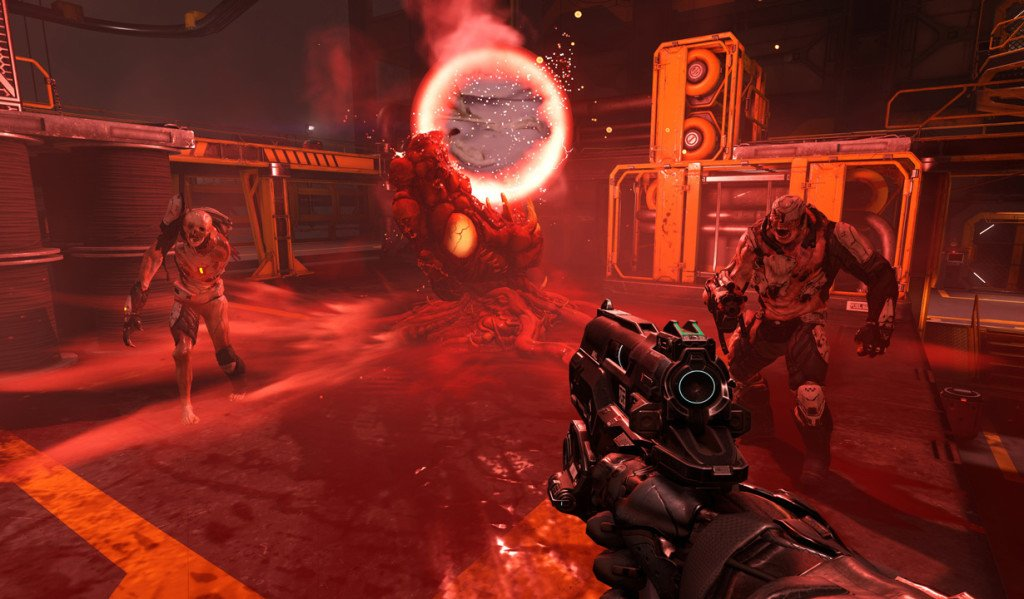 doom nintendo switch snapmap multiplayer