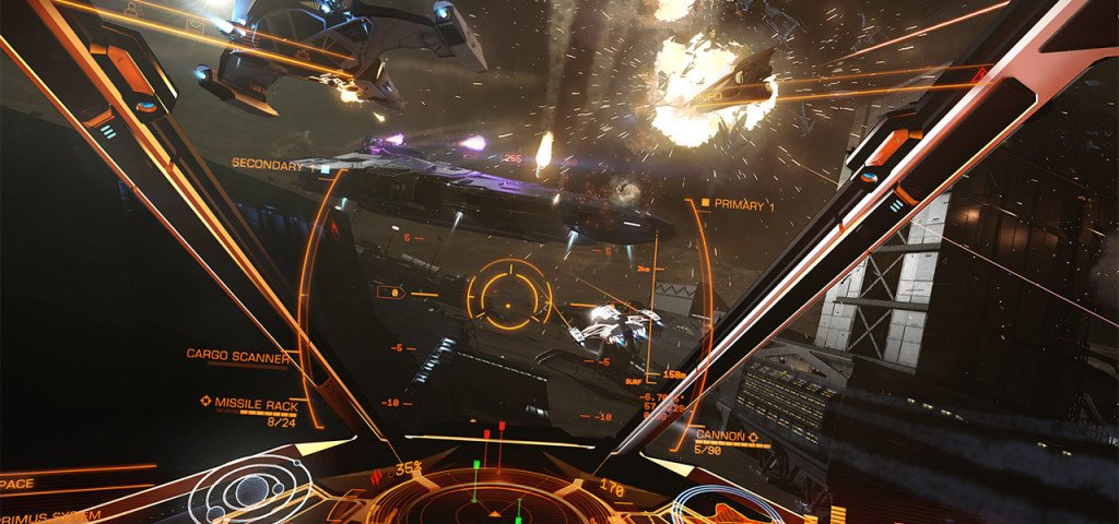 Elite Dangerous deals with gold