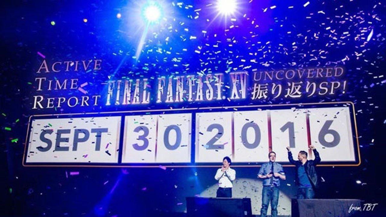 Final Fantasy XV: annunciato un nuovo Active Time Report