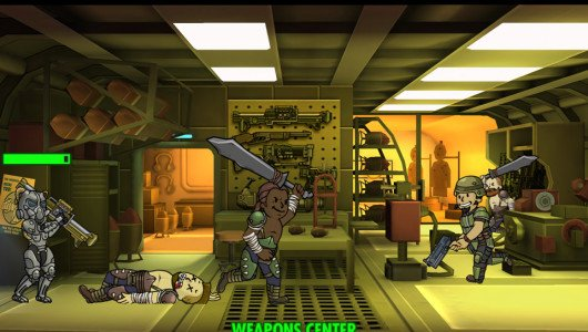 fallout shelter data uscita pc