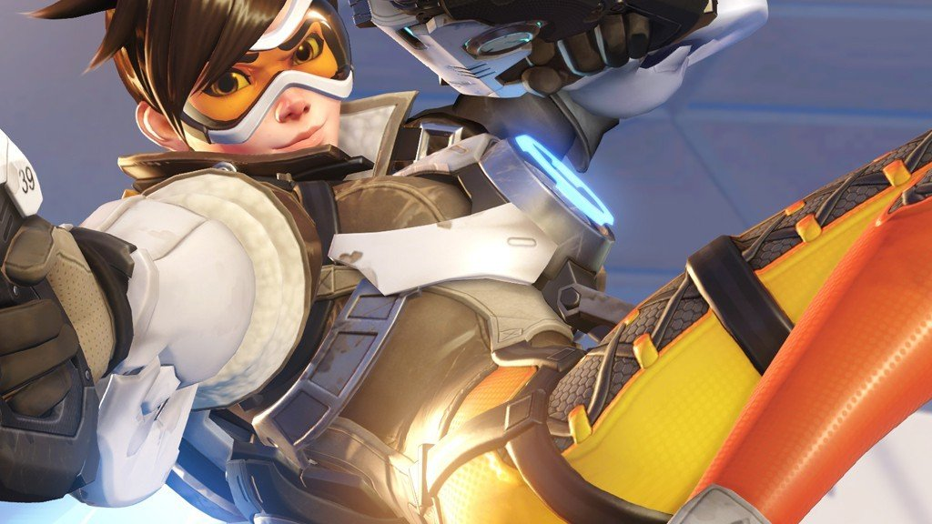 overwatch evento natalizio