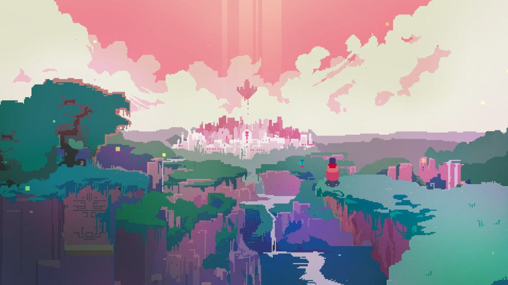 hyper light drifter data uscita ps4 xbox one