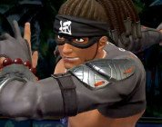 The King of Fighters 14: Banderas e Mai Shiranui in video