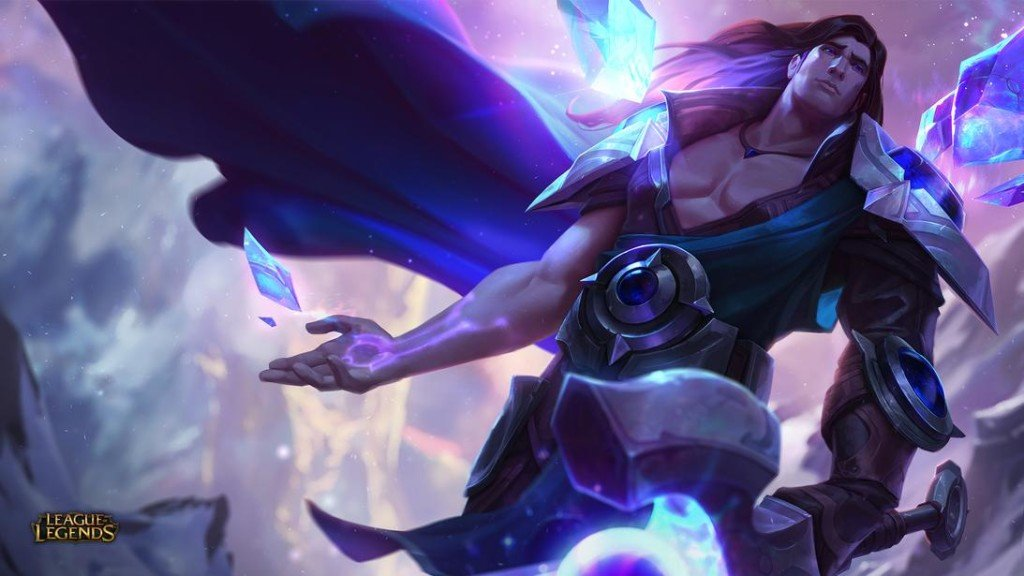 League of Legends Taric
