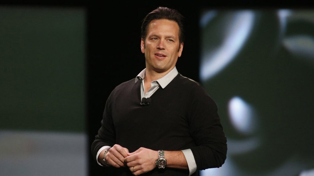 Microsoft E3 Phil Spencer Xbox One