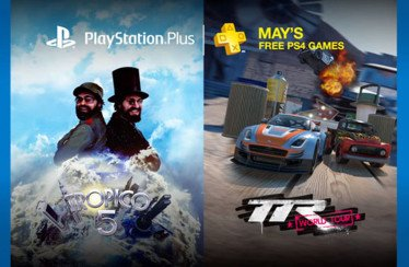 PlayStation Plus: Tropico 5, Table Top Racing e altro a maggio