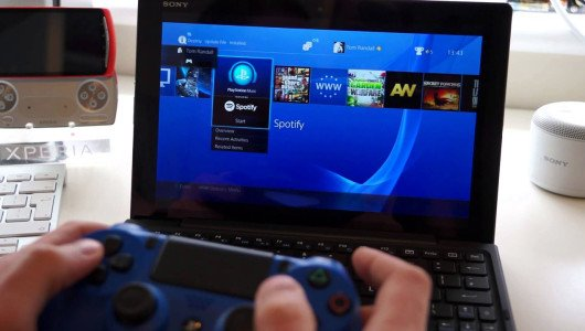 PlayStation 4 remote play PC